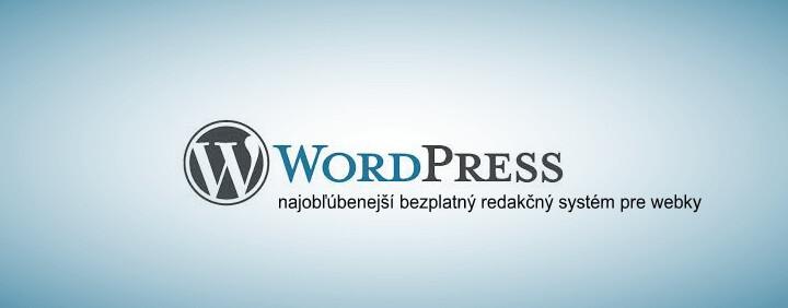 Všetko o redakčnom systéme Wordpress